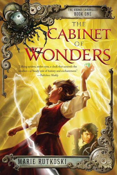 Download The Cabinet of Wonders Book