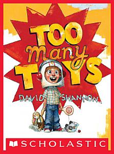 Too Many Toys Book