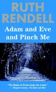 Adam and Eve and Pinch Me Book