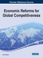 Economic Reforms for Global Competitiveness PDF