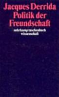 Politik der Freundschaft PDF