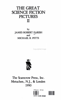 The Great Science Fiction Pictures II PDF