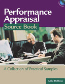Performance Appraisal Source Book
