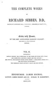The Complete Works of Richard Sibbes  D D  PDF