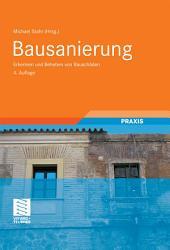 Bausanierung: Erkennen und Beheben von Bauschäden, Ausgabe 4