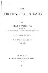 The Portrait of a Lady: Volume 3