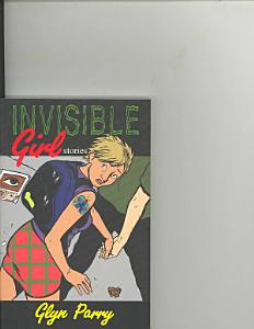 Invisible Girl Stories Book