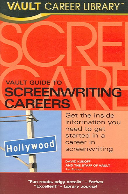 Vault Guide to Screenwriting Careers