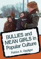 Bullies and Mean Girls in Popular Culture PDF