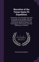 Narrative of the Texan Santa Fe Expedition PDF
