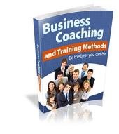 Business Coaching and Training