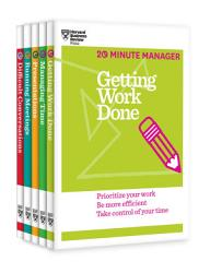 The HBR Essential 20 Minute Manager Collection  5 Books   HBR 20 Minute Manager Series  PDF