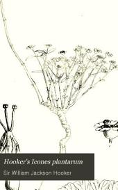Hooker's Icones Plantarum: Volume 14