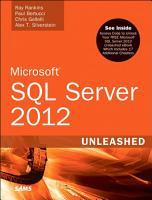 Microsoft SQL Server 2012 Unleashed PDF