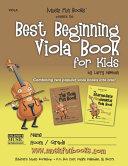 Best Beginning Viola Book for Kids