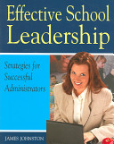 Effective School Leadership PDF