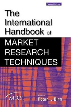 The International Handbook of Market Research Techniques PDF