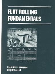Flat Rolling Fundamentals Book PDF