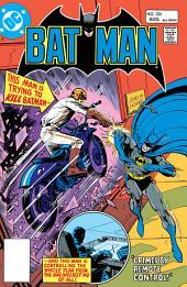 Batman (1940-) #326
