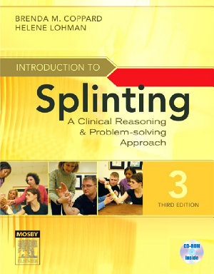 Introduction to Splinting  E Book PDF