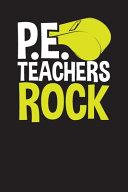 P E  Teachers Rock