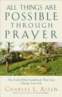 All Things Are Possible Through Prayer PDF