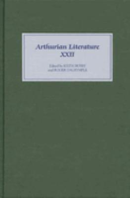 Arthurian Literature XXII PDF