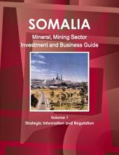 Somalia Mineral & Mining Sector Investment and Business Guide