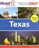 Mobil Travel Guide Texas PDF