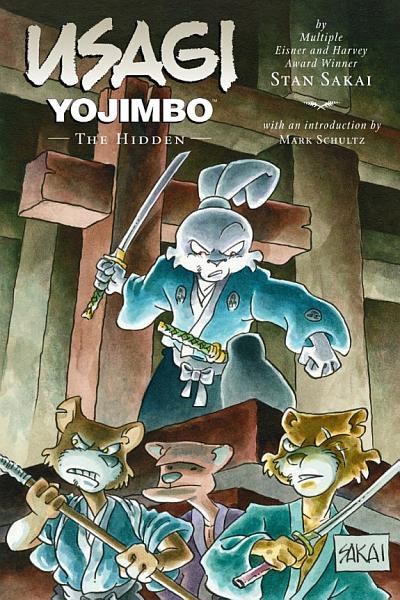Usagi Yojimbo   The Hidden PDF