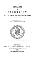 Outlines of geography  for the use of the Edinburgh academy PDF