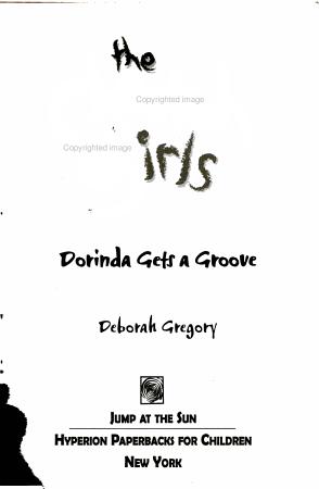 Cheetah Girls  11  Dorinda Gets a Groove PDF