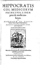Liber prior de morbis mulierum