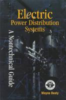 Electric Power Distribution Systems PDF