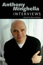 Anthony Minghella Book PDF