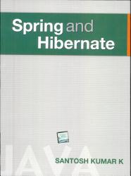 Spring And Hibernate Book PDF