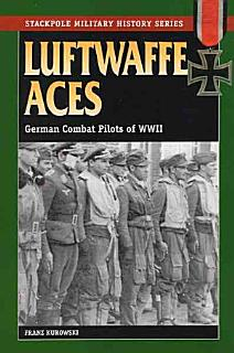 Luftwaffe Aces Book