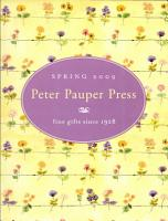 Peter Pauper Press fine gifts since 1928 PDF