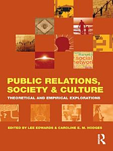 Public Relations  Society   Culture PDF