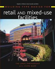 Building Type Basics for Retail and Mixed Use Facilities PDF