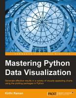 Mastering Python Data Visualization PDF