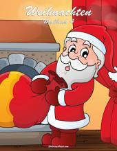 Weihnachten Malbuch 4