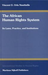 The African Human Rights System Book PDF