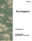 Fire Support  FM 3 09  PDF
