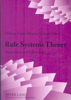 Rule Systems Theory PDF