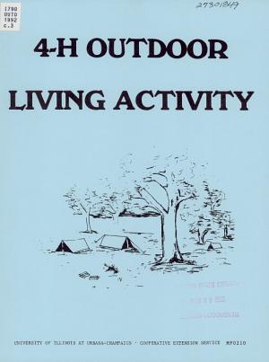 4-H Outdoor Living Activity