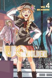 UQ Holder Volume 4: Volume 4