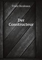 Der Constructeur