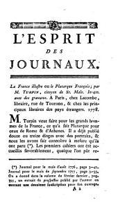 L'Esprit des journaux franc̜ais et étrangers: Volume51