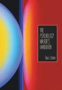 The Psychology Major s Handbook PDF